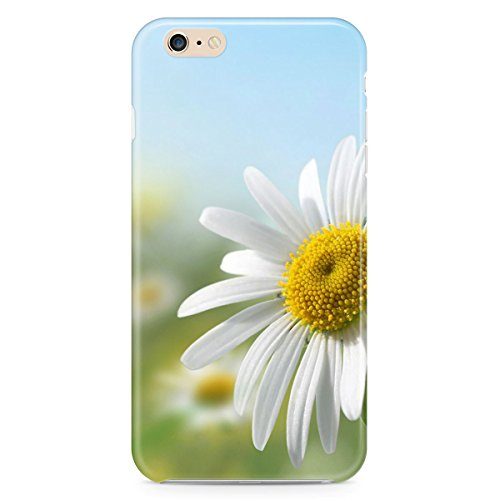 Phone Case For Apple iPhone 6 - Daisies in Sunshine Hard Premium