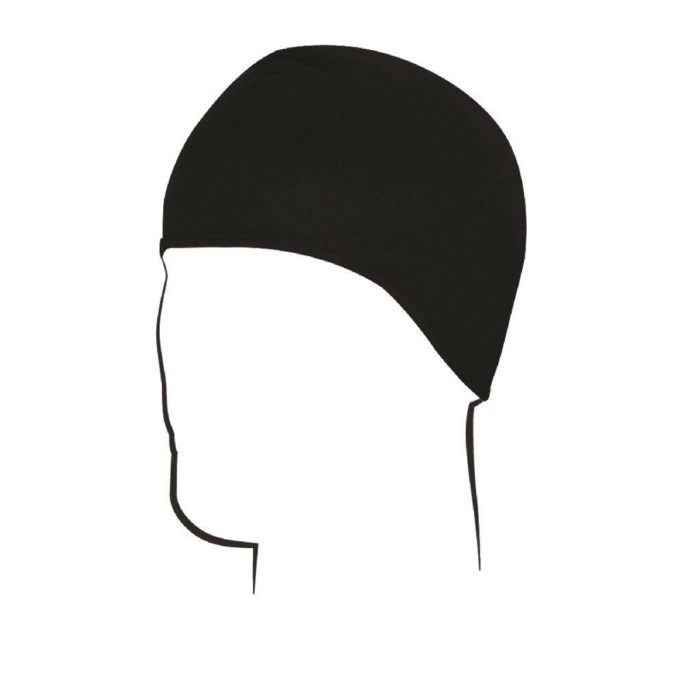 Zan Headgear Coolmax Helmet Liner , Color: Black, Size: OSFM WHLC114