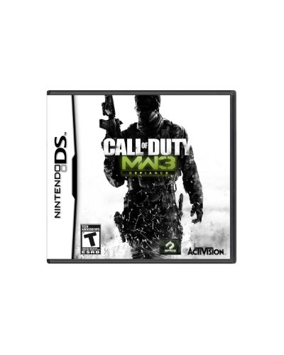 Call of Duty: Modern Warfare 3 - Nintendo DS (Call Of Duty Modern Warfare 3 Defiance Rom)