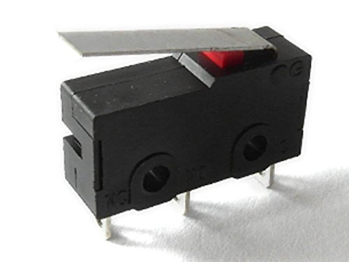 SCH53 Mikroschalter Taster 5A 125V 250V~ 10T85u CQC Mikrotaster Modell