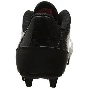 adidas Performance Adizero 5-Star 4.0 J Football Cleat (Big Kid), Core Black/Black/Black, 4 M US Big Kid
