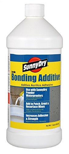 SunnyDry D355 Clear Acrylic Bonding Additive, 1 quart