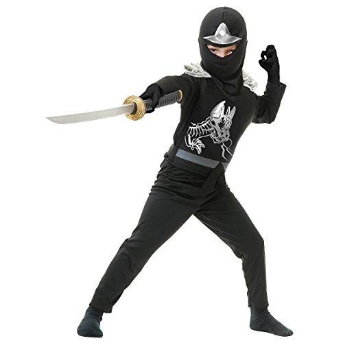 Ninjago Green Ninja Costumes Child (Ninja Avenger II with Armor Costume - Small)