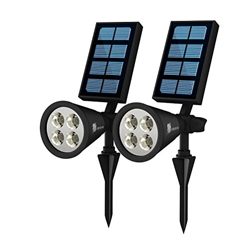 Sun Powered Solar Garden Light - 4