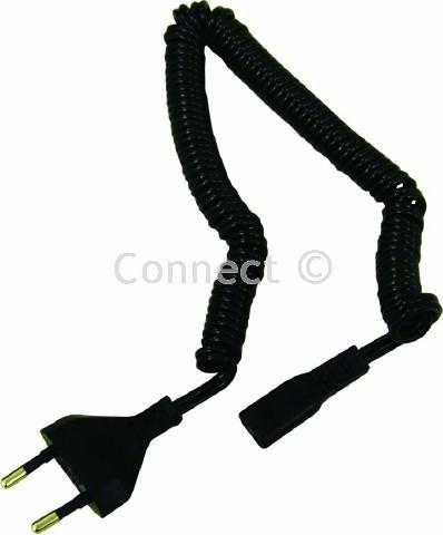 Electruepart Cable de repuesto universal para máquina de afeitar VDTAZ012A