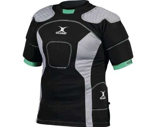 Gilbert Kryten Xact 10 Rugby Shoulder Protector (XX-Large) ()