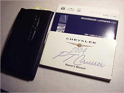 manual pt cruiser 2004