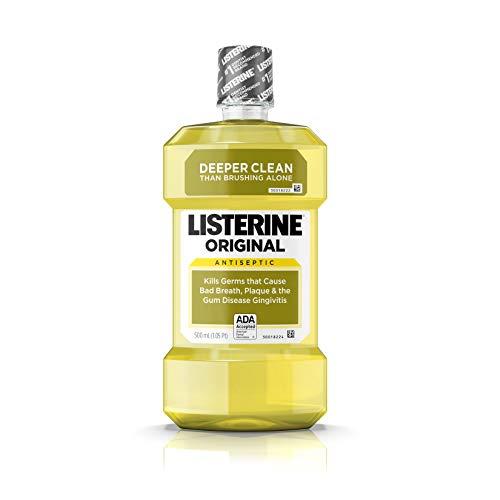 Listerine Original Antiseptic Mouthwash 500 mL