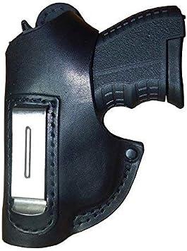 VlaMiTex IWB 1-1Li Funda de pistola para cinturón, de piel, para Zoraki 906 ZURDOS