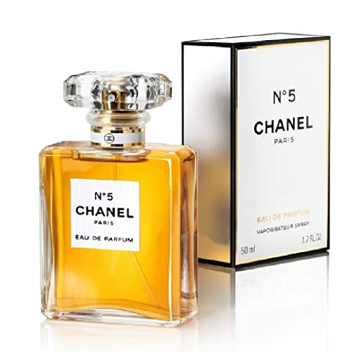 Chanél No.5 For Women Eau de Parfum Spray 1.7 Fl. OZ. / 50ML.