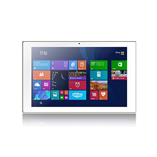 AWOW 10 Inch Windows 10 Tablet Touch Screen Tbalet PC with Intel Atom X5-Z8300 Quad Core Tablet and 2 GB Rom Dual Cameras by AWOW (Image #2)