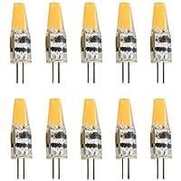 6 G4 Luces LED de Doble Pin T