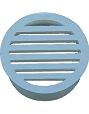 Genova Products 79130 PVC Pipe Fit Floor Strainer, 3""