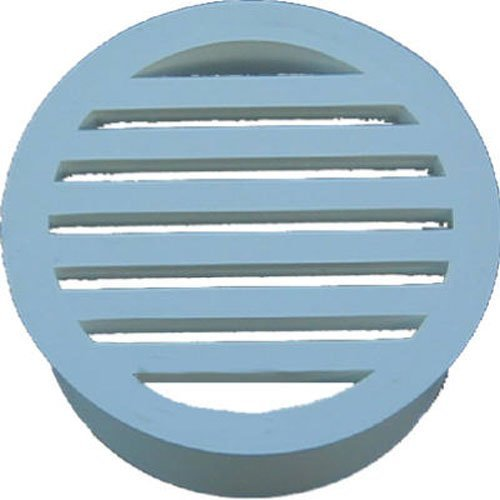 Pvc Floor Strainer - Genova Products 79140 PVC Pipe Fit Floor Strainer, 4
