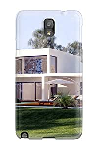KMqrLvZ650UMRzr Tpu Phone Case With Fashionable Look For Galaxy Note 3 - Modern Houses