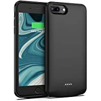 Battery Case for iPhone 7 Plus/8 Plus/6 Plus/6s...