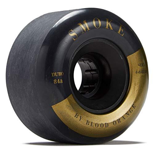 Blood Orange Smoke Longboard Wheels - 66mm - Smoke Wheel