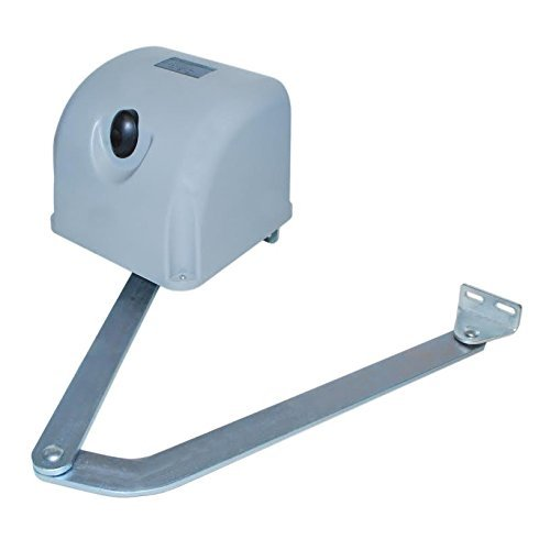 ALEKO AA350NOR Articulated Single Swing Gate Opener up to 400 Pounds AA350 (Arm Swing Gate)