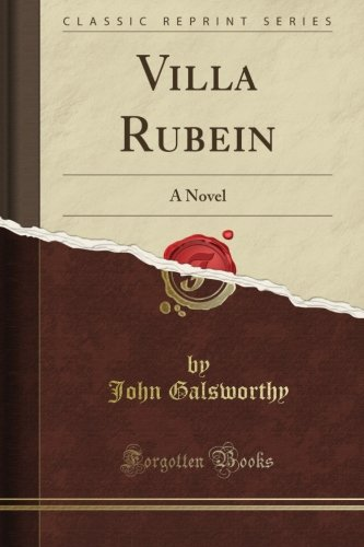 Villa Rubein: A Novel (Classic Reprint) pdf epub
