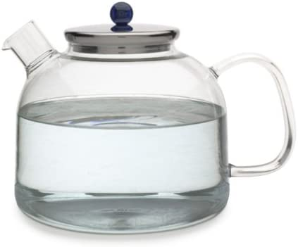 Amazon.com: Adagio Teas vidrio Hervidor de agua 60 oz ...