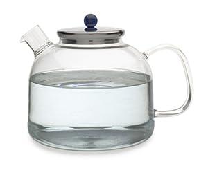 Amazon Com Adagio Teas Glass Water Kettle 60 Oz Teapots