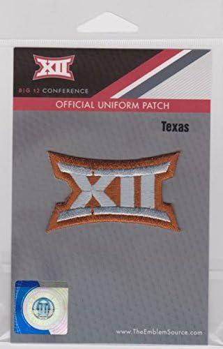 Conference Jersey Uniform Patch Longhorns product image