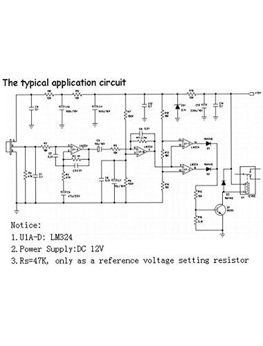 DealMux 2 Pcs D204B Pyroelectric Infrared Radial PIR Motion Sensor Detector: Amazon.com: Industrial & Scientific