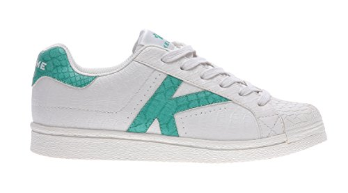 Kelme Aqua legend Sneaker Donna 464 K white Bianco wYwApqr