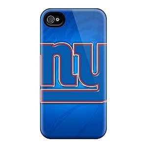 BHarries Premium Protective Hard Case For Iphone 4/4s- Nice Design - New York Giants
