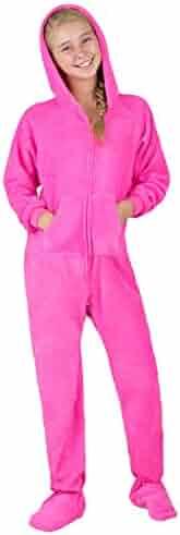 5ea7a53e6 Footed Pajamas Jet Black Kids Hoodie Chenille Xmas Ornaments
