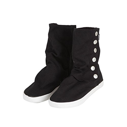 Cheapo Damen Schuhe F13490A schwarz
