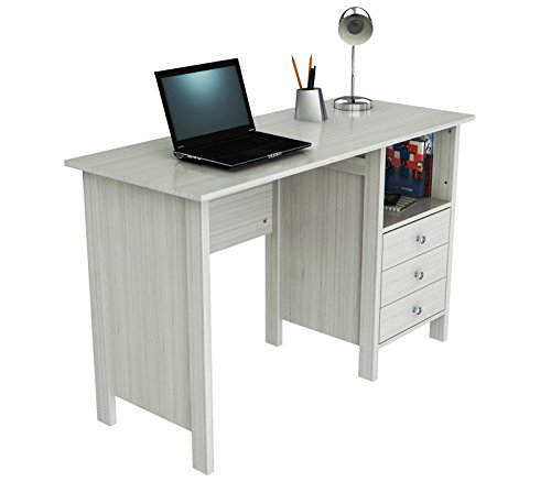 Inval ES 3303 Laura Collection Computer Desk by Inval America (Image #7)'