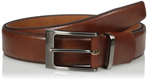 ther Flex Comfort Stretch Belt With Metal Loop, Cognac, 44 (Belt Cognac)