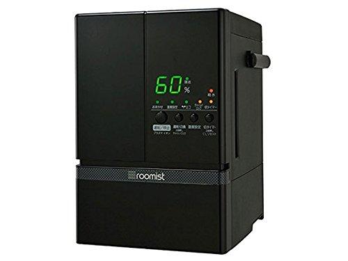三菱重工 roomist スチームファン蒸発式加湿器 漆黒 SHE60ND-K