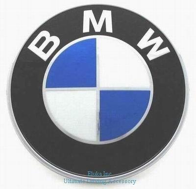 97 3 series hood emblem - 1