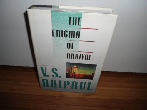 The Enigma of Arrival, Naipaul, V.S.