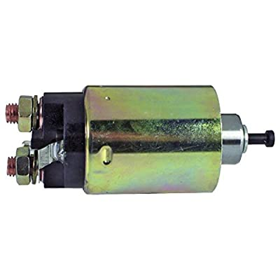 New Starter Solenoid For Ford 7.3 Power Stroke F-250 F-350 Super Duty Excursion: Automotive
