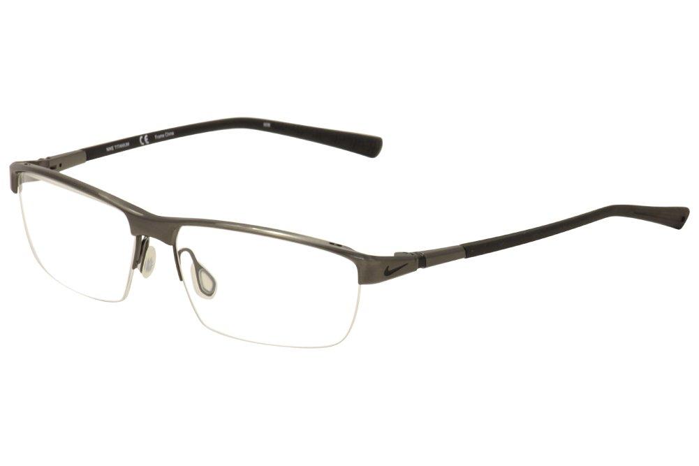 Nike Eyeglasses 6052 067 Gunmetal/Black Demo 59 15