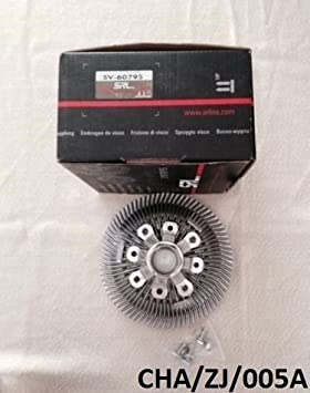 SRL Ventilador Viscoso embrague Grand Cherokee ZJ 2.5TD 1994 - 1998: Amazon.es: Coche y moto