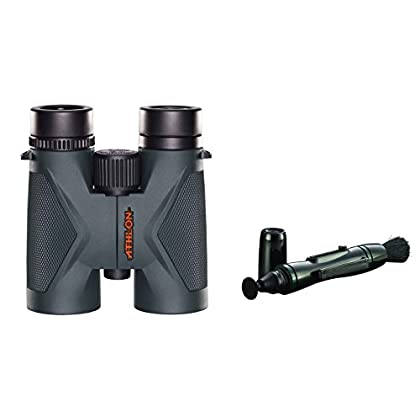 Image of Athlon Midas 8x42 ED Binoculars, w/ Lens Pen Binoculars