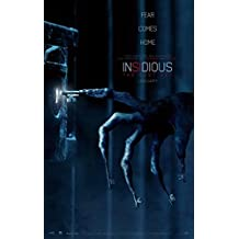INSIDIOUS: THE LAST KEY (2018) Original Authentic Movie Poster 27x40 - Double - Sided - Lin Share - Javier Botet - Spencer Locke