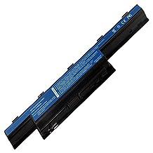 Arrownine Laptop Battery Acer Aspire 4253 4551 4552 4738 4741 4750 4771 5251 5253 5551 5552 5560 5733 5741 5742 5750 7551 7552G 7560 7741 7750 7750G and Acer TravelMate 4740 5735 5740 and Gateway NV55C NV53A NV59C [Li-ion 6-cell 10.8V/5200mAh]