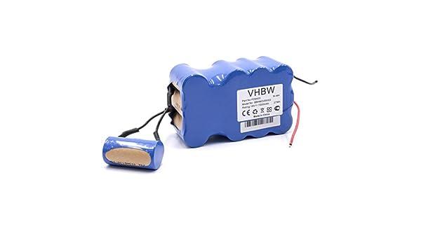 vhbw Batería de repuesto para aspiradoras Bosch 751993, 00751993 ...