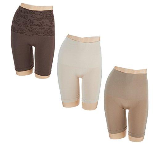 Long Leg Control Panty - 4