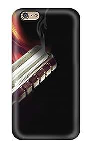 Tpu Fashionable Design Perfect Dark Zero Rugged Case Cover For Iphone 6 New WANGJING JINDA