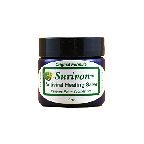 Surivon - Herbal Healing Salve, 1 oz by Surivon
