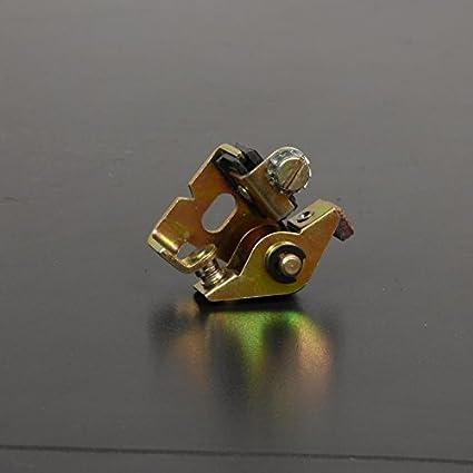 Interruptor de encendido, Tipo original, para Mobylette, ciclomotor, tornillo platino