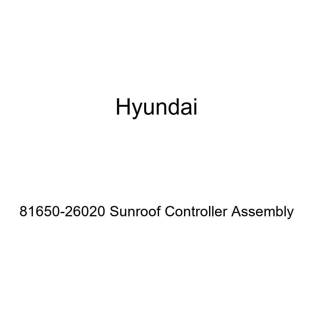 Genuine Hyundai 81650-26020 Sunroof Controller Assembly