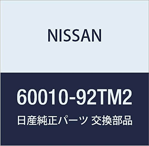 NISSAN(ニッサン) 日産純正部品 キヤブ メタル ボデー 60010-92T43 B01MXIOPFF 60010-92T43