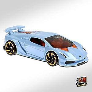 Hot Wheels Lamborghini Sesto Elemento,...